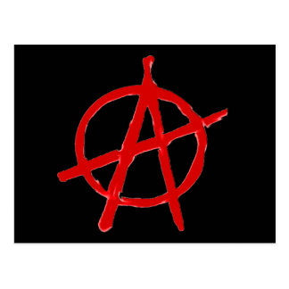 Anarchy Postcard