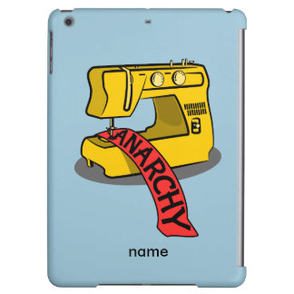 Anarchy Sewing Machine iPad Air Cases
