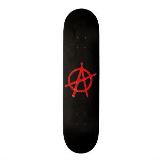 Anarchy Skateboard Deck