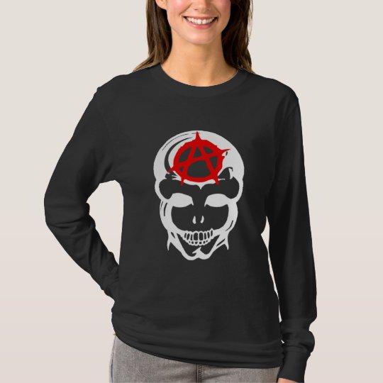 Anarchy Skull T-Shirt
