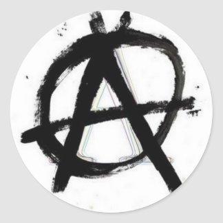 Anarchy Sticker