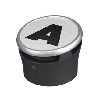 Anarchy Symbol Bluetooth Speaker