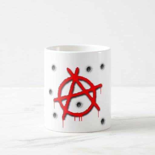 Anarchy Symbol Mug