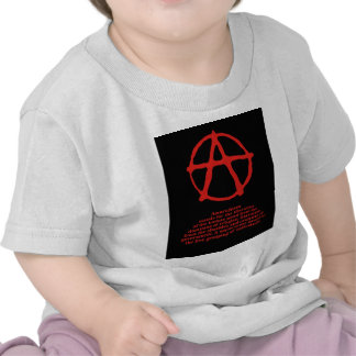 Anarchy Tee Shirts