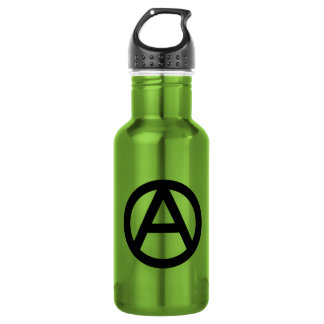 """Anarchy"" Water Bottle"