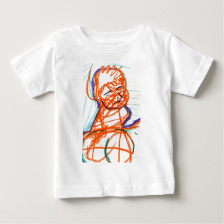Anarchy Woman Baby T-Shirt