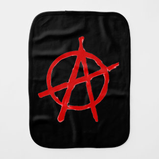 Anarchy Burp Cloths