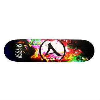 anarquía, SHiBBY Tabla De Skate