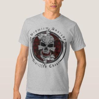 Anarquía superior camisas