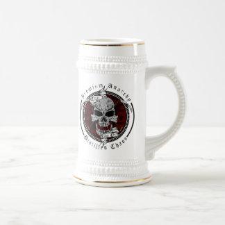 Anarquía superior tazas de café