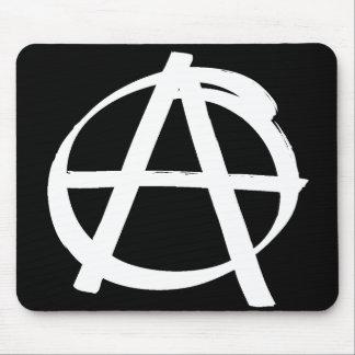 anarquía tapetes de raton