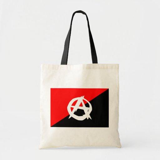 Anarquista con un símbolo, Colombia Bolsas