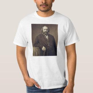 Anarquista ruso de Mikhail Bakunin por Nadar Playera