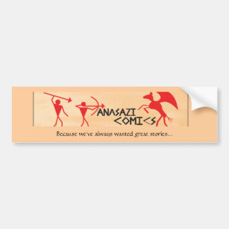 Anasazi Comics Sticker