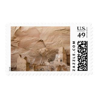 Anasazi ruins known as Antelope House Ruin, Stamp