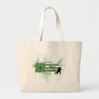Anasco - Puerto Rico Large Tote Bag