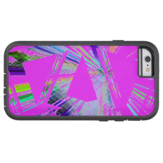 Anastasia Bright Neon Pink iPhone 6 cover Tough Xtreme iPhone 6 Case