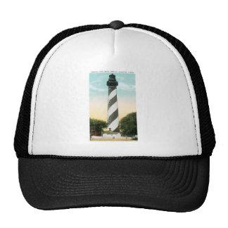 Anastasia Light House, St. Augustine, FL Trucker Hat