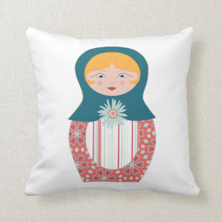 How To Make A Doll Decorative Pillow : Doll Pillows - Decorative & Throw Pillows Zazzle