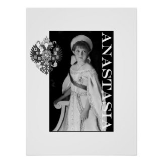 Anastasia, the littlest Grand Duchess Poster