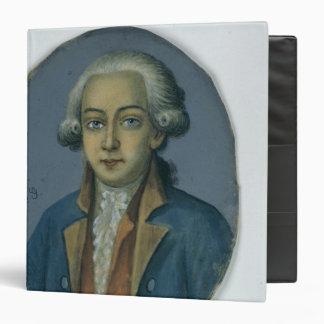 Anastasius Ludwig Mencken, c.1780 Binder