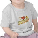 Anatidaephiliac - PATOS del AMOR de I Camisetas