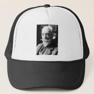"Anatole France ""Art/Instinct/Love"" Wisdom Gifts Trucker Hat"