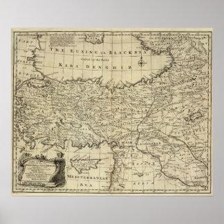 Anatolia, Syria Poster