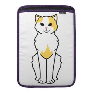 Anatolian Cat Cartoon Sleeve For MacBook Air