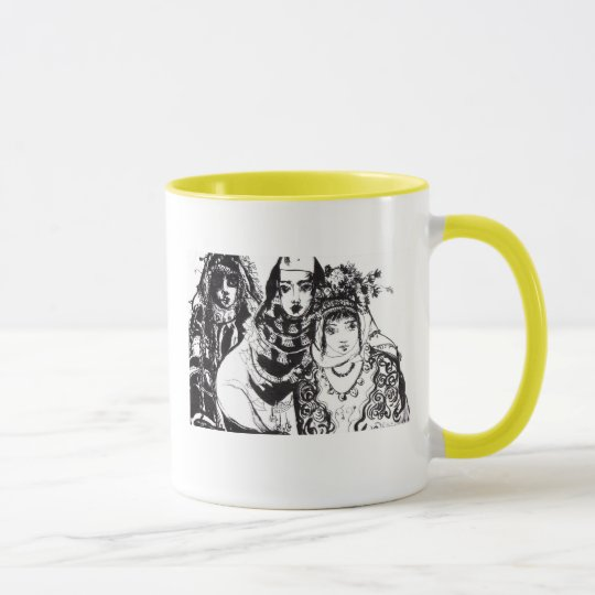ANATOLIAN GIRLS 1 MUG