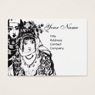 ANATOLIAN GIRLS BUSINESS CARD