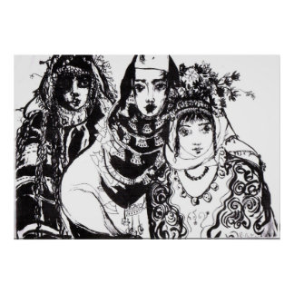 ANATOLIAN GIRLS POSTERS
