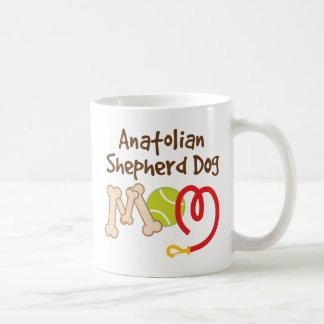 Anatolian Shepherd Dog Breed Mom Gift Coffee Mug