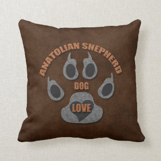 Anatolian Shepherd Dog Breed Pillow