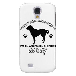 Anatolian Shepherd  Dog Daddy Samsung Galaxy S4 Cover