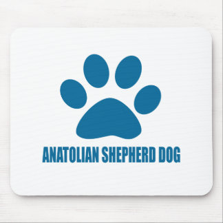 ANATOLIAN SHEPHERD DOG DOG DESIGNS MOUSE PAD