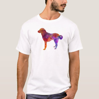 Anatolian Shepherd Dog in watercolor T-Shirt