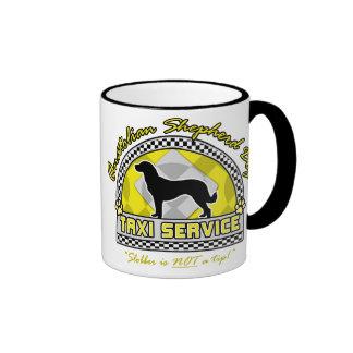 Anatolian Shepherd Dog Taxi Service Coffee Mug