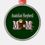 anatolian shepherd mom ornaments