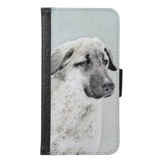 Anatolian Shepherd Samsung Galaxy S6 Wallet Case