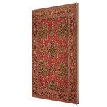 Anatolian Star Ushak carpet, 1585 Canvas Print