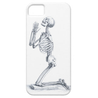 Anatomía del caso del iphone 5 de los huesos apena iPhone 5 Case-Mate funda