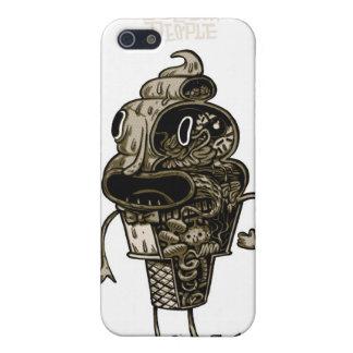 Anatomía del helado iPhone 5 carcasa