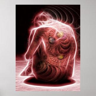 Anatomía del sufrimiento póster