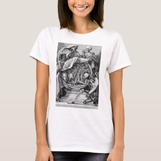 Anatomia per et intelligenza del disegno ricercata T-Shirt