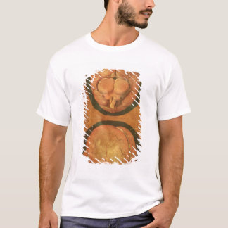 Anatomical drawing of the human brain T-Shirt