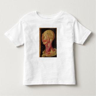 Anatomical drawing of the human head t shirt