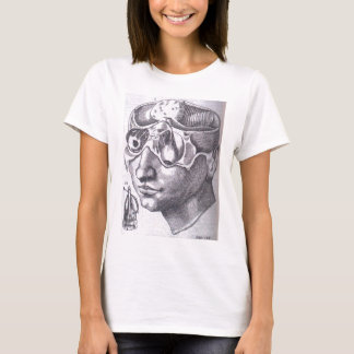 Anatomical Face with Musculature T-Shirt