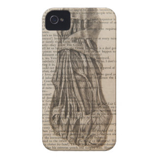 anatomical foot iPhone 4 cover