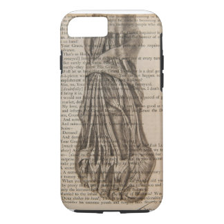 anatomical foot iPhone 8/7 case